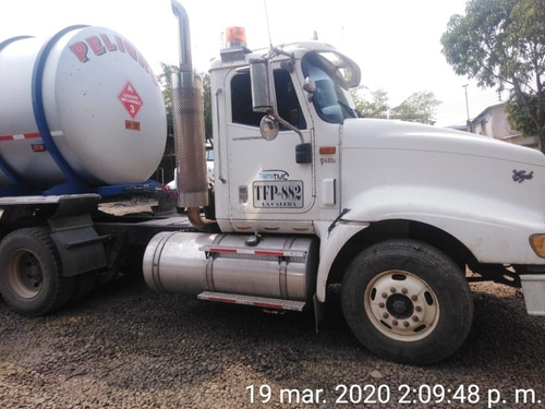 tractocamion international 2012