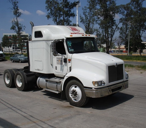 tractocamion international 9200 modelo 2008