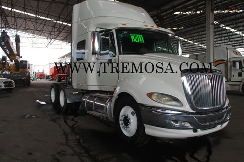 tractocamion international prostar  2011 100% mex. #2463