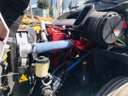 tractocamion international prostar motor isx
