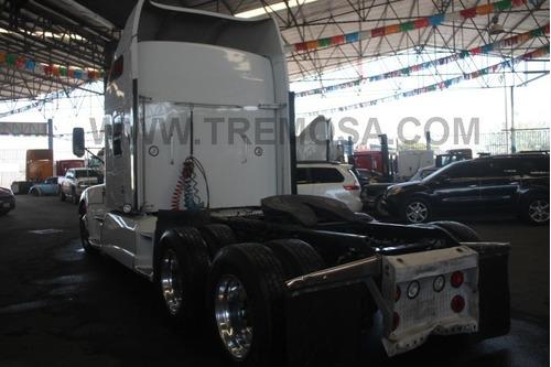 tractocamion kenworth  aerocab t660 2010 100% mex.  #3266