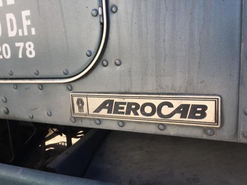 tractocamion kenworth cabina aerocab 2000