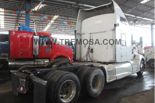 tractocamion kenworth  t660 2010  100% mex.  #3167