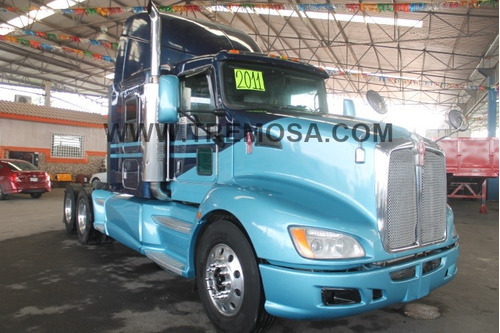 tractocamion kenworth  t660 2011 100% mex.  #2968