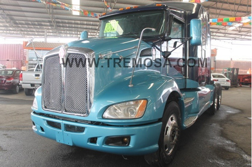 tractocamion kenworth  t660 2011  100% mex.  #2970