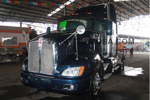 tractocamion kenworth  t660 2012 100% mex.  #3027