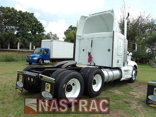 tractocamion kenworth t660 2012