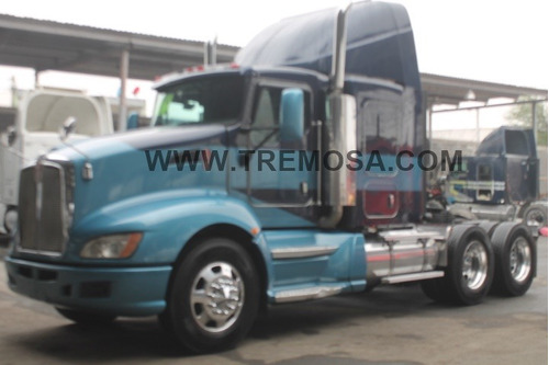 tractocamion kenworth  t660 2014 100% mex.  #2990