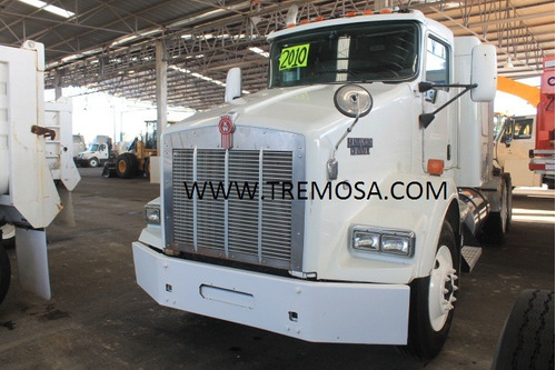 tractocamion kenworth  t800 2010 100% mex.  #2321