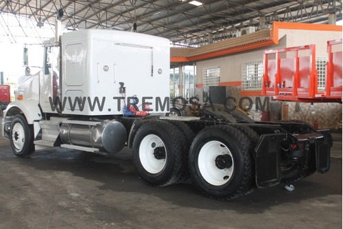 tractocamion kenworth  t800 2010 100% mex.  #2857