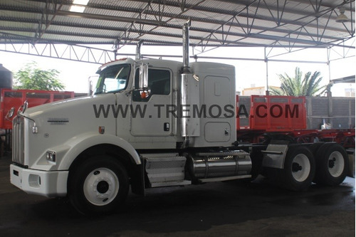 tractocamion kenworth  t800 2010 100% mex.  #2914