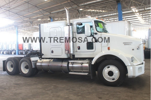 tractocamion kenworth  t800 2010 100% mex.  #2917