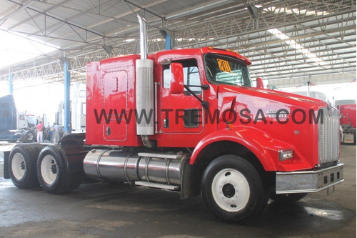 tractocamion kenworth  t800 2011 100% mex.  #2800