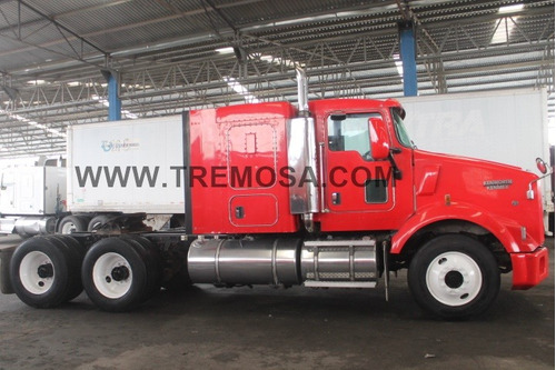 tractocamion kenworth  t800 2011 100% mex.  #2922