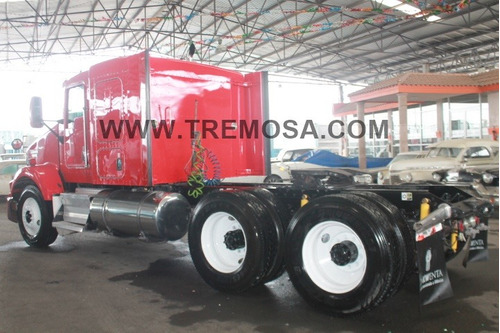 tractocamion kenworth  t800 2011  100% mex.  #3017