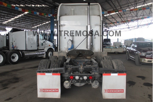 tractocamion kenworth  t800 2014 100% mex.  #3047