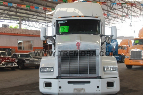 tractocamion kenworth  t800 2014 100% mex.  #3093