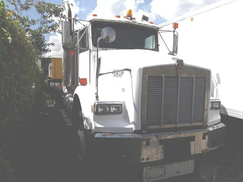 tractocamion kenworth t800 modelo 1992