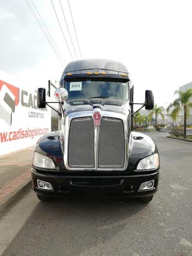 tractocamion kw t660 equipado 2011, camiones