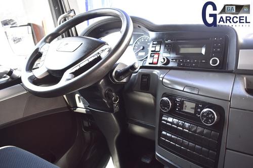 tractocamion man tgx 29.440 2016 automatico 16 velocidades