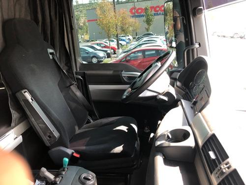 tractocamion man tgx 29.480 2016 automatico 16 velocidades