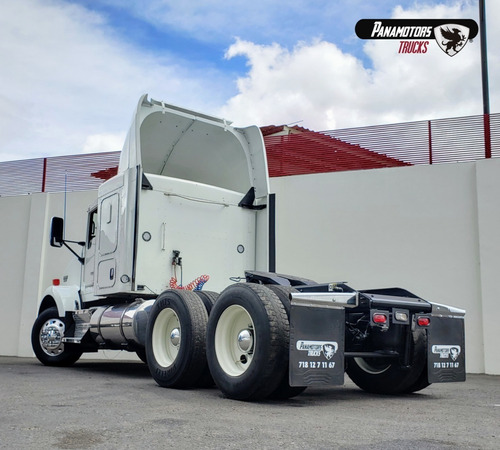 tractocamion t-800 tm eaton fuller 18 vel, blanco, 2013