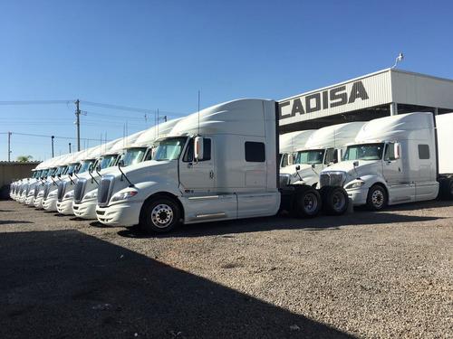 tractocamiones international prostar 2009 y 2010, camiones