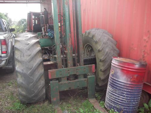 tractoelevador  casero   sin  motor   2700  dolares