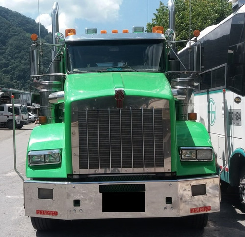 tractomula kenworth 2012 tractocamion