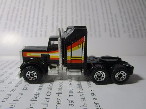 tractomula kenworth coleccion matchbox 1983 escala miniatura