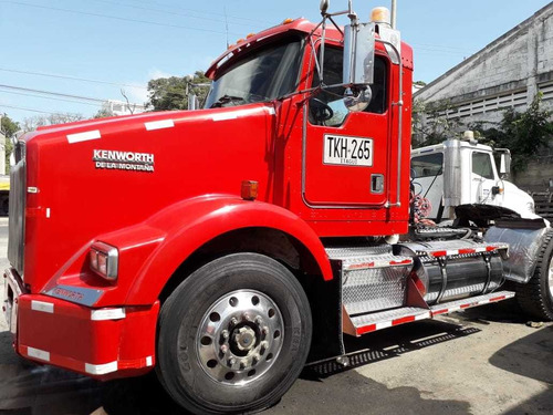 tractomula kenworth t800