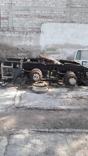 tractopartes y camiones usados