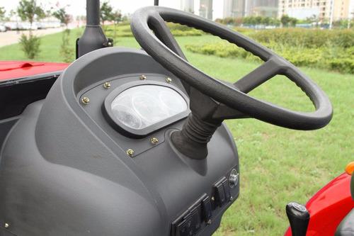 tractor 25hp roland h025 4x4 toma de fza, 3 ptos hidraulico