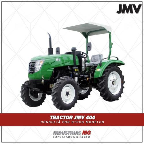 tractor 40hp 4x4 jmv 404 - el mejor precio del mercado!