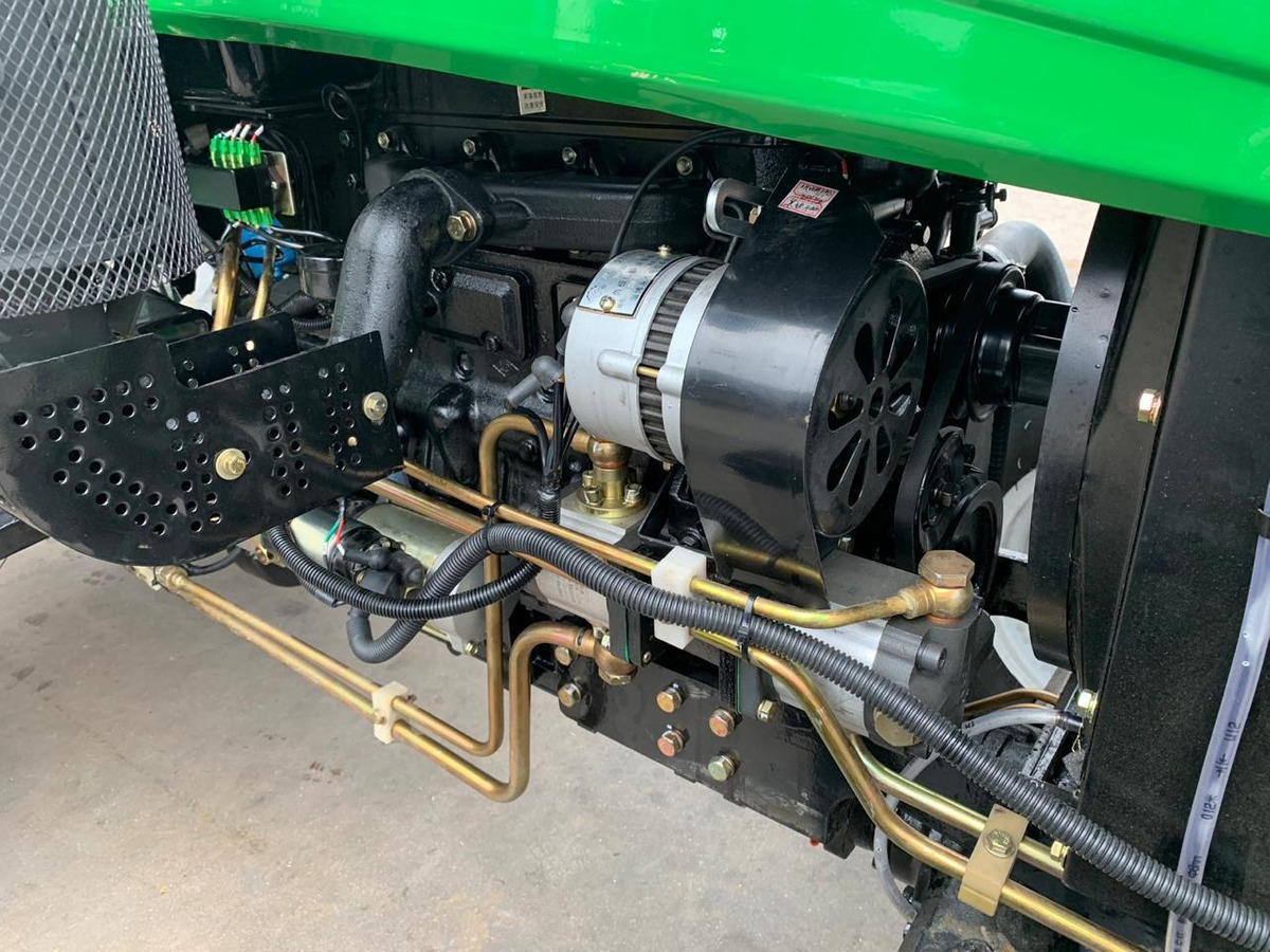 Tractor 40hp 4x4 Jmv 404 - El Mejor Precio Del Mercado! on