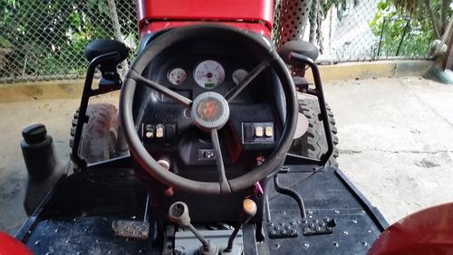 tractor 4265 massey ferguson empacadora gallignani 3690