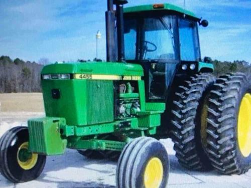 tractor 4457 john deer