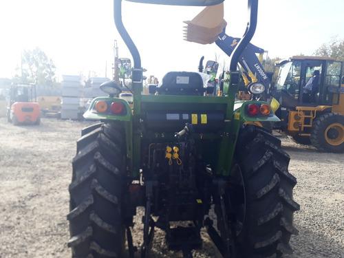 tractor 4x4 agrícola tipo deutz usado