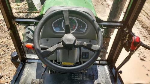 tractor 4x4 cabina full a/a chery john deere