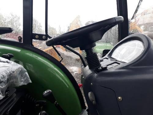 tractor 50 hp tipo new holand cabinado