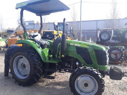 tractor 75 hp 4x4 chery sin cabina opción c/pala