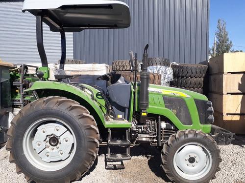 tractor 75 hp 4x4 tipo john deree