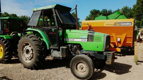 tractor agco allis 6110 2004