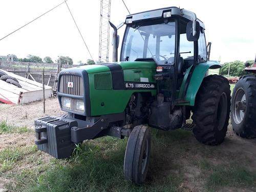 tractor agco allis 6.75 con tres puntos