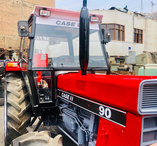 tractor agrícola case 90hp