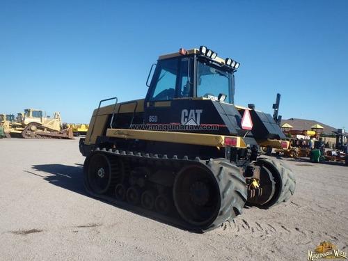 tractor agrícola de orugas challenger ch85d de 370 hp 10925