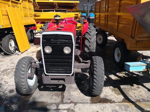 tractor agrícola de uso massey ferguson 240 sencillo