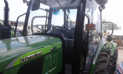 tractor agricola doble tracción 4x4 cabinado chery