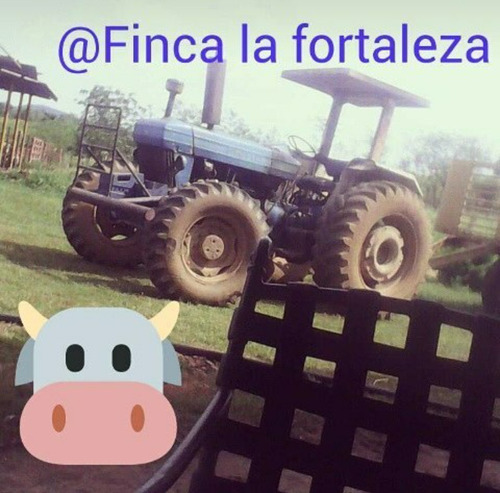 tractor agrícola ford 6610 4x4