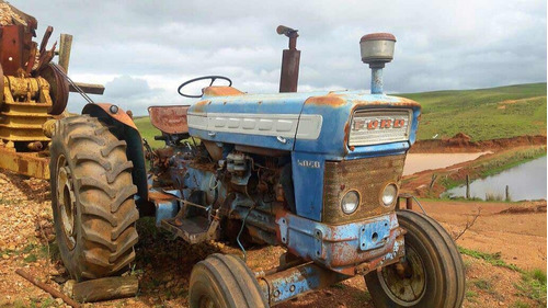 tractor agricola ford